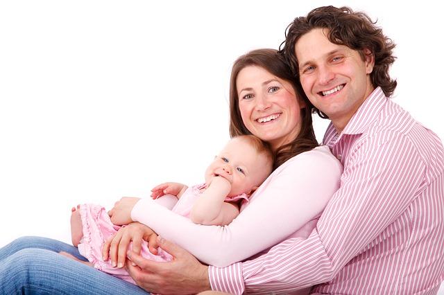 Przybory dziecięce dla matki i ojca